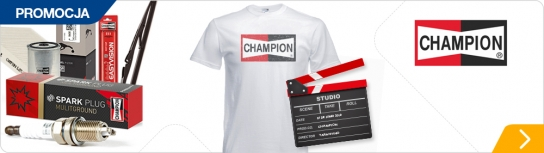 CHAMPION - prosto z Hollywood